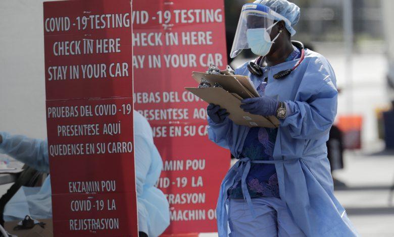 Global Covid-19 cases surpass 55mn mark: Johns Hopkins