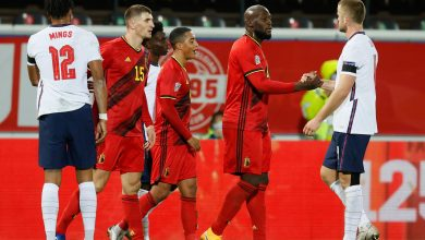 Belgium Ease to Comfortable 2-0 Win Over England