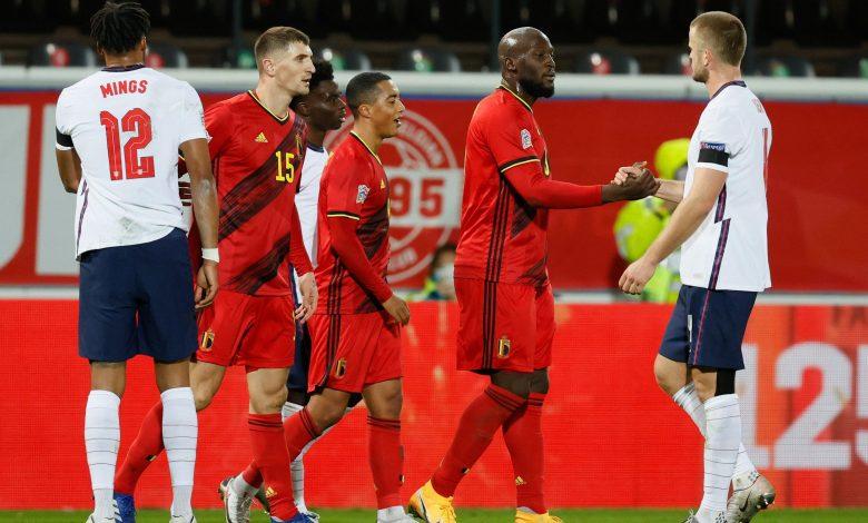 Belgium Ease to Comfortable 2-0 Win Over England