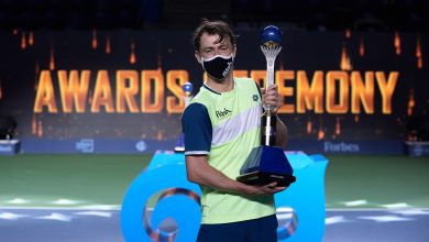 Tennis: Millman Wins Astana Open