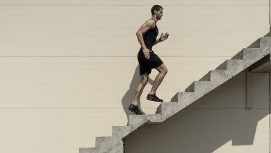 Photo of Climbing stairs daily will boost mental health in pandemic