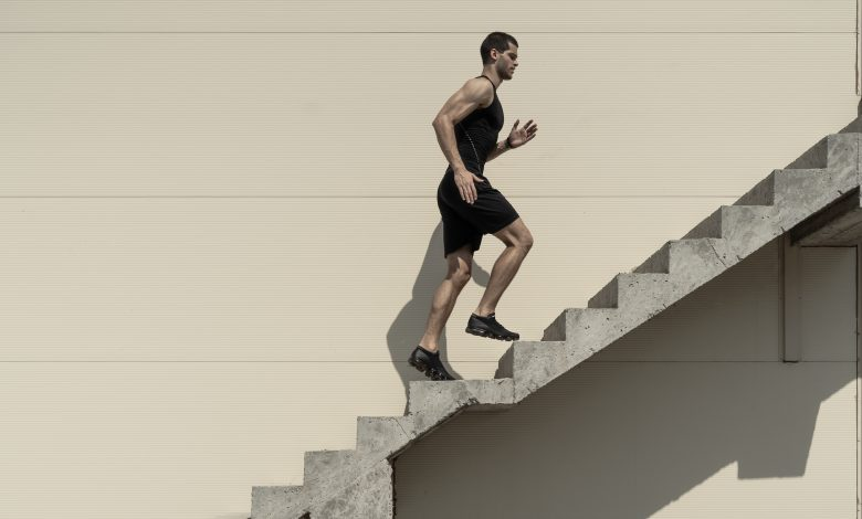 Climbing stairs daily will boost mental health in pandemic