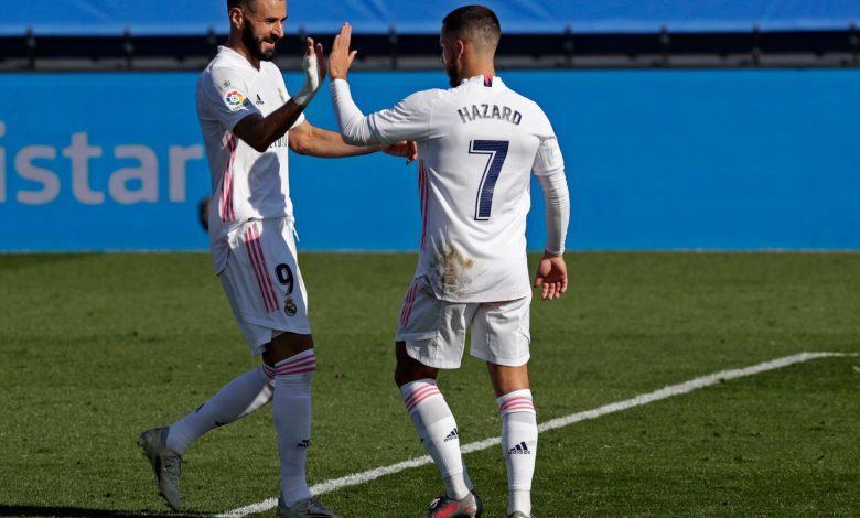 Real Madrid Beat Huesca in La Liga