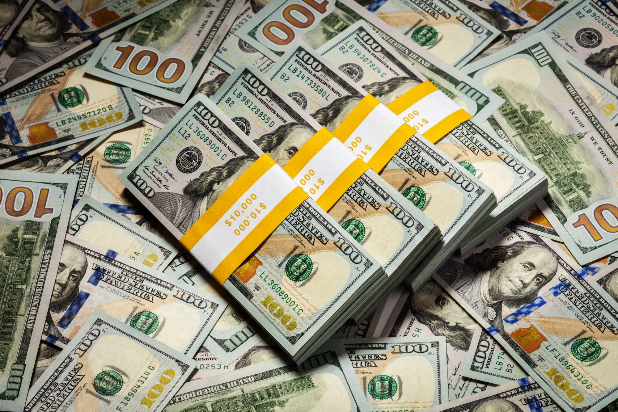 33 new billionaires in the U.S. during the Coronavirus pandemic