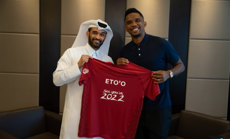 Samuel Etoo: Qatar 2022 Will Be Special Experience For Football Fans