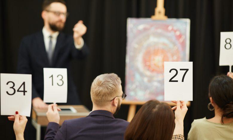 Whiteley's Painting Breaks Record Price