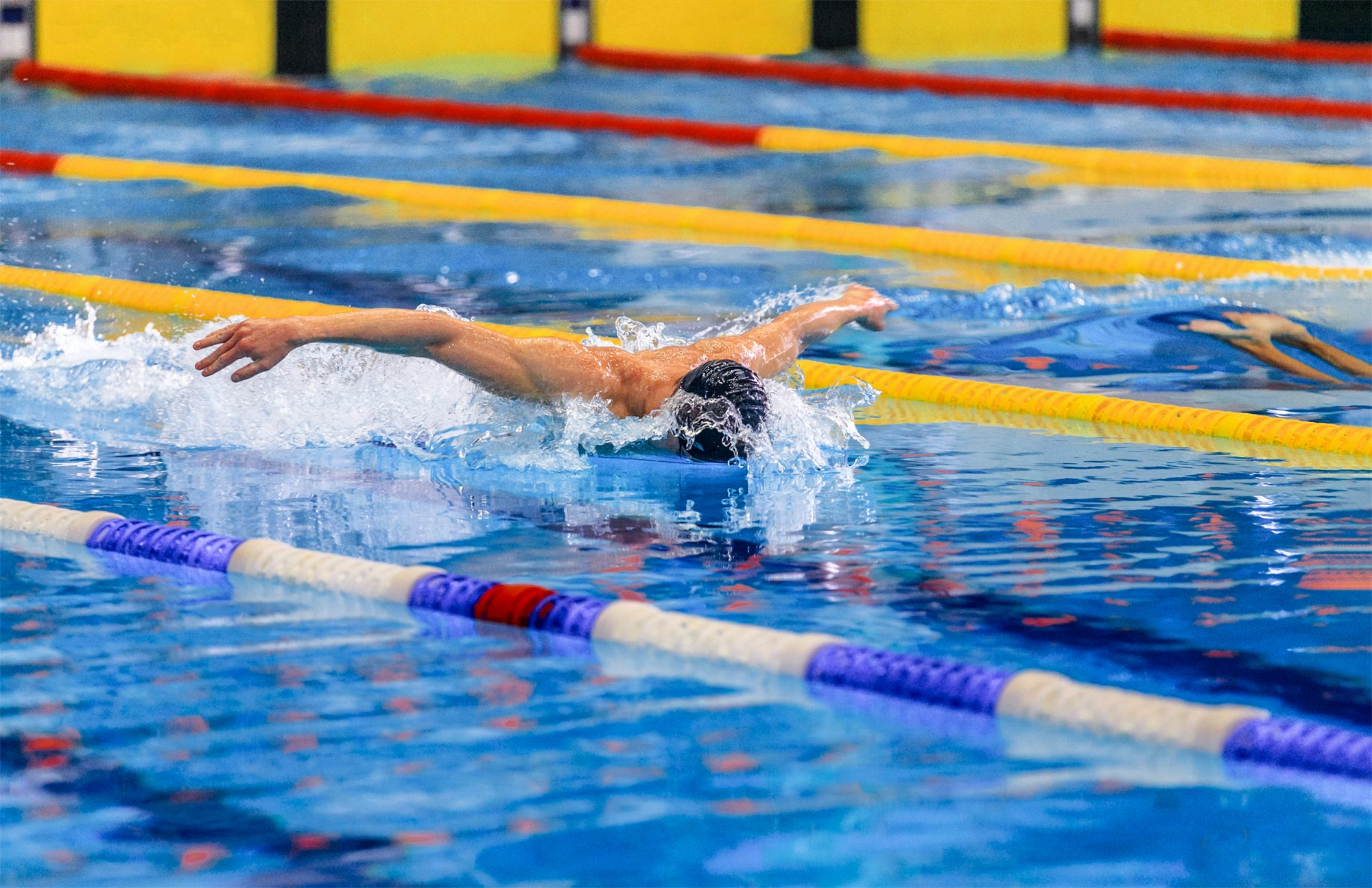 Qatar Swimming Association Resumes Competitions on November 14