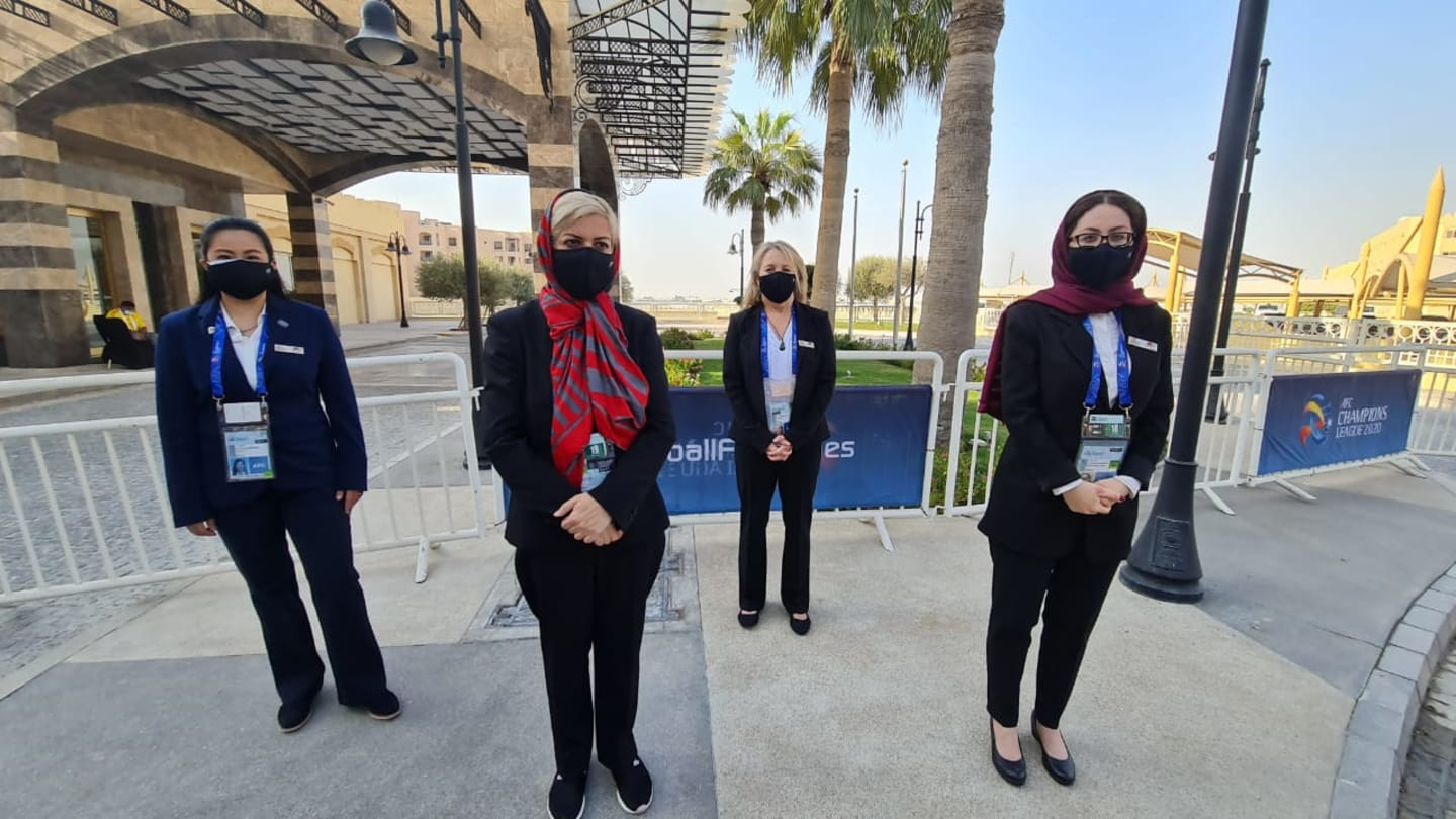 First Women Medical Officers Appointed in AFC Champions League 2020