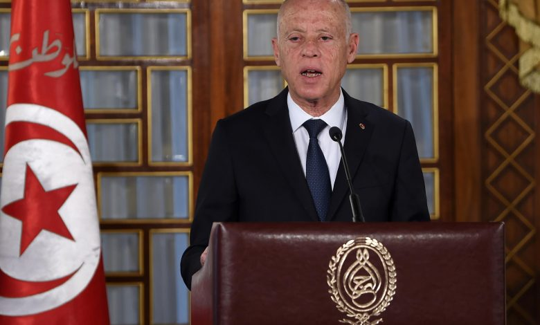Tunisian President Affirms Joint Keenness on Enhancing Cooperation in Various Fields