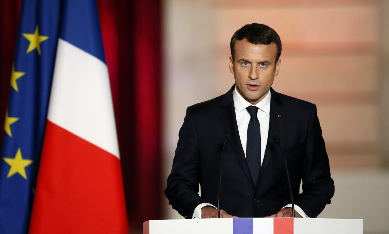 Macron in an interview with Al Jazeera: My position on the cartoons has been misrepresented