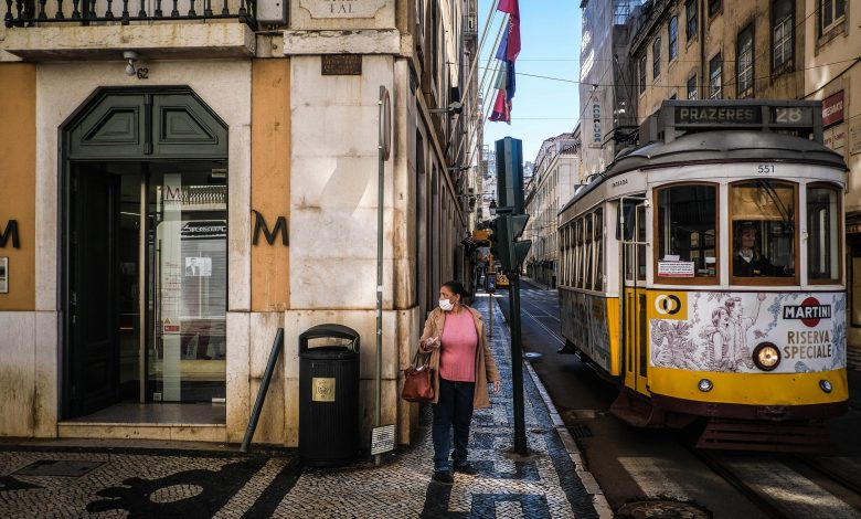 Portugal Orders Lockdown Restrictions in Most of Country