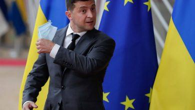 Ukrainian President Tests Positive for COVID-19