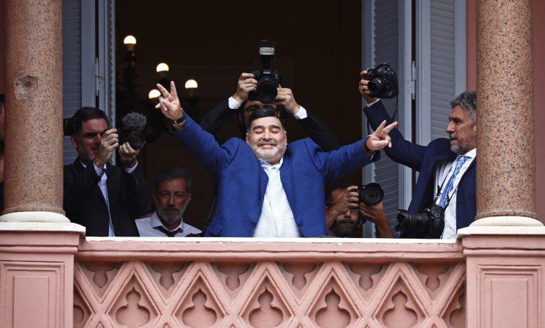 Maradona's death may trigger family inheritance battle