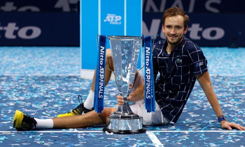ATP Finals 2020: Daniil Medvedev Wins Title