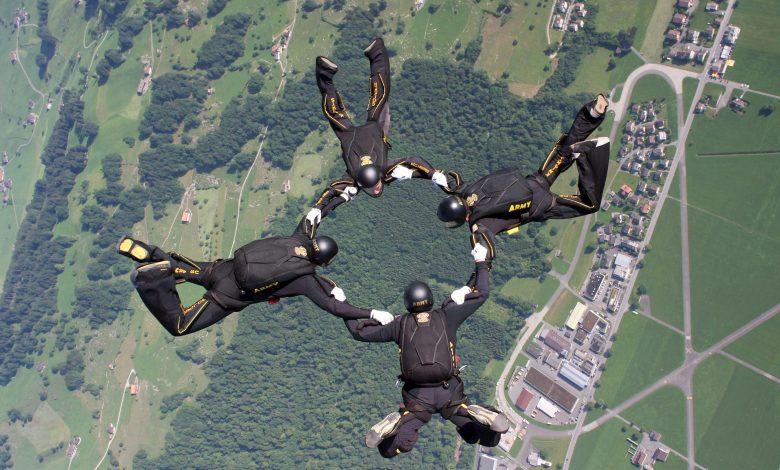 Qatar Begins Preparations for the 2021 World Military Parachuting Championship
