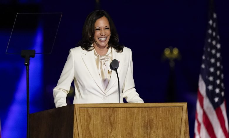Kamala Harris breaks barriers as America's next vice president