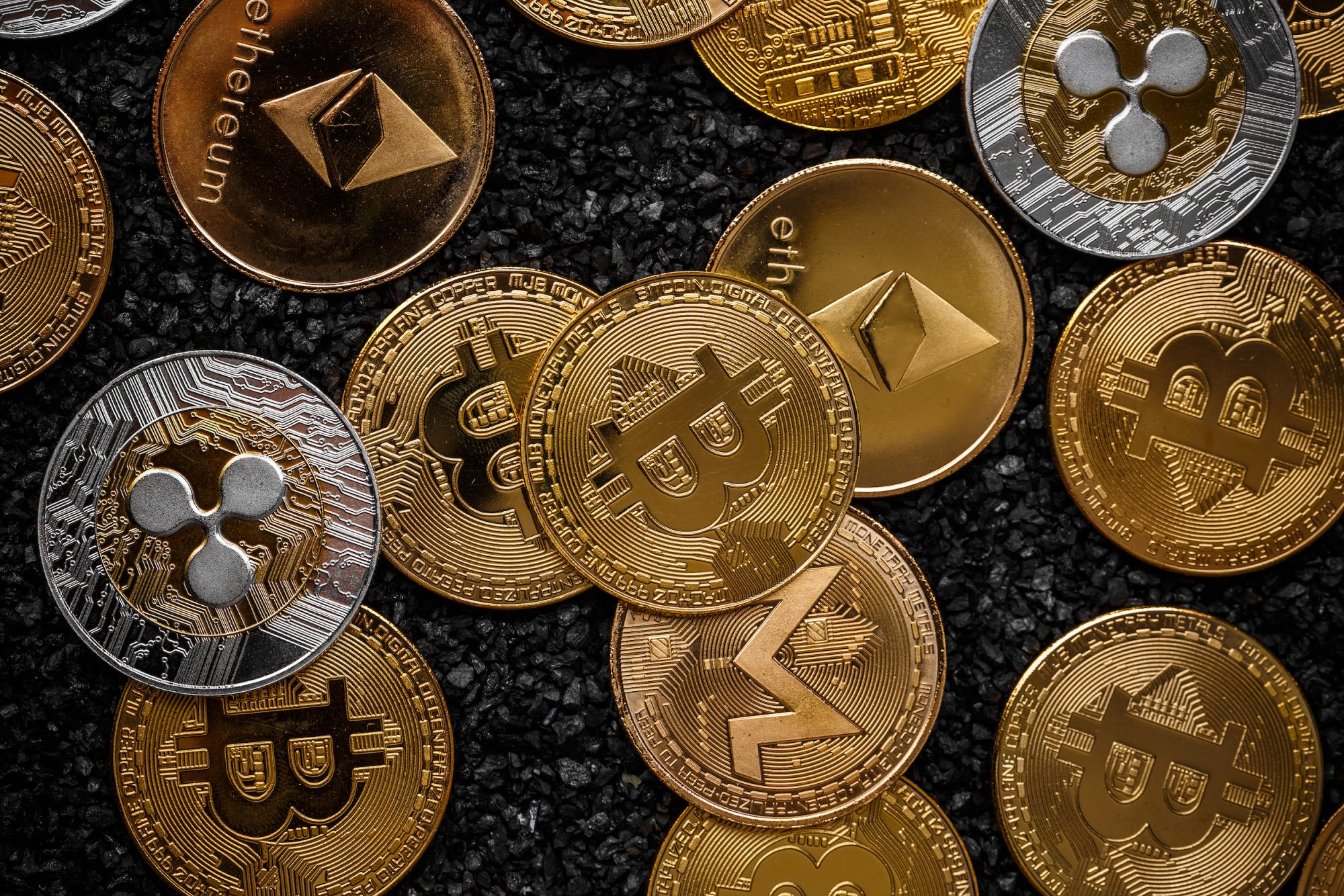 Cryptocurrencies threaten Europe's financial system