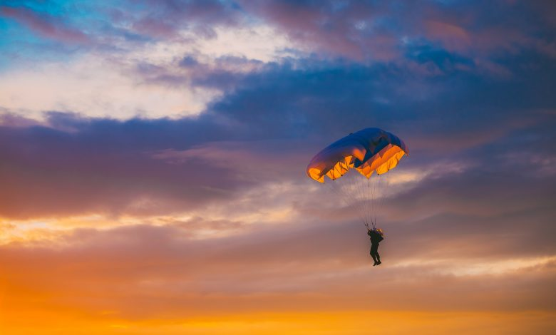 Joint Special Forces Parachute Exercises in Sealine: Nautical Announcement