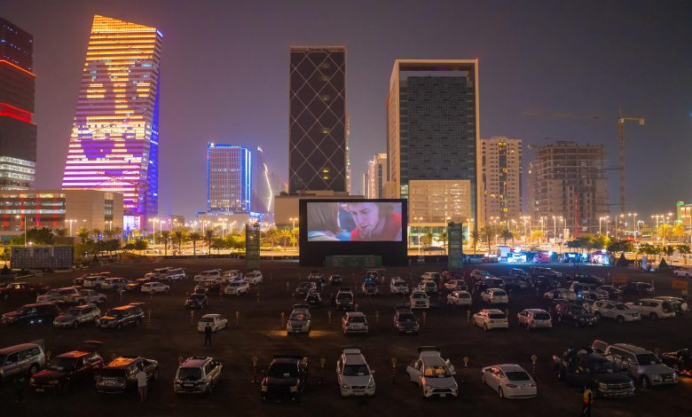 """Drive-in Cinema"" .. a safe entertainment experience"