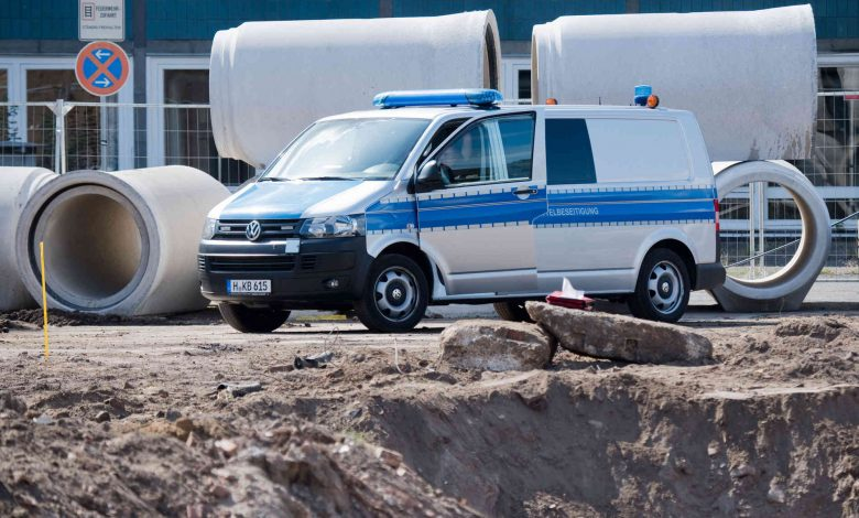 15,000 people evacuated in Germany after WWII bomb found