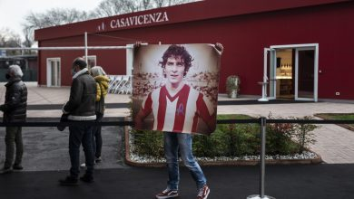 Paolo Rossi's house robbed on funeral day