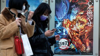 Anime epic 'Demon Slayer' ousts Ghibli classic as Japan's top-grossing film