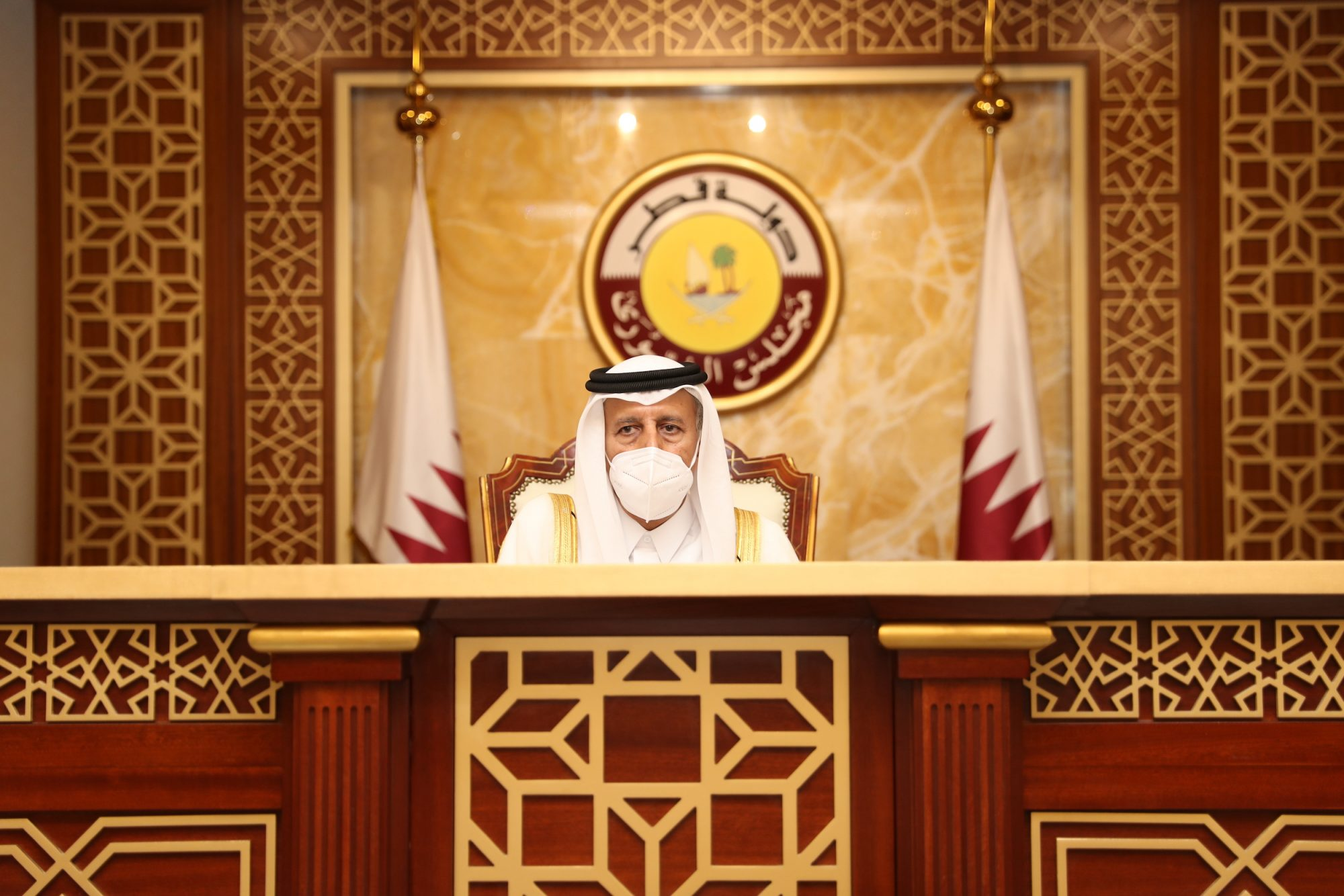 Shura Council Discusses Draft State Budget for 2021