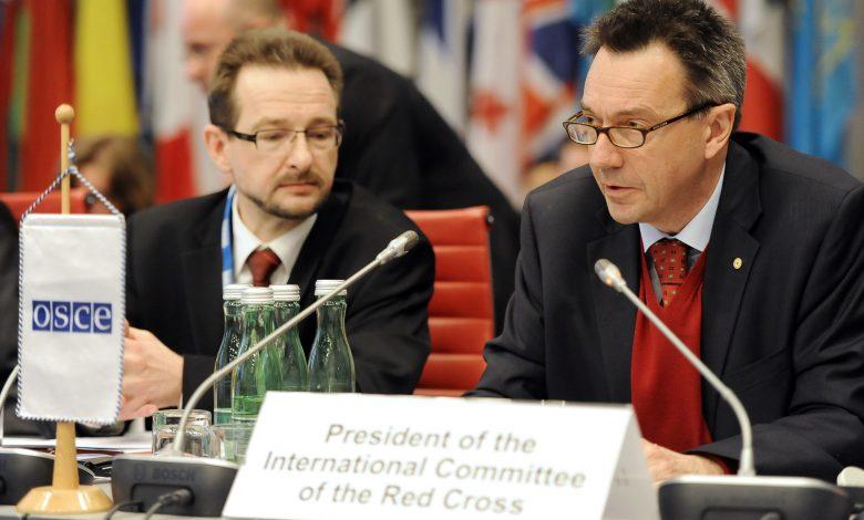 ICRC President Praises QRCS Coronavirus Control Efforts Locally and Internationally