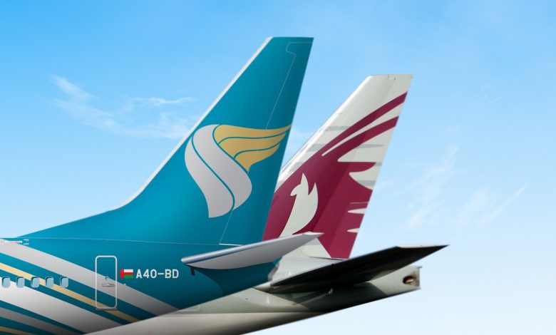 Qatar Airways Signs Expanded Code-share Agreement with Oman Air