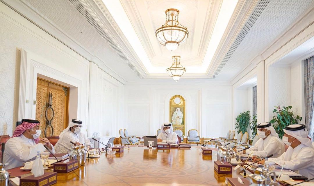 Amir Chairs 4th Meeting of Supreme Council for Economic Affairs and Investment