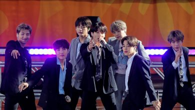 Time magazine names BTS its Entertainer of the Year