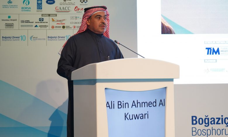 Minister of Commerce and Industry Praises Strategic Relations between Qatar and Russia