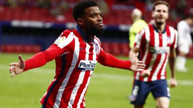 Relentless Atletico top La Liga after seventh win in a row