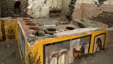 Scientists discover 2,000-year-old archaeological restaurant in Pompeii