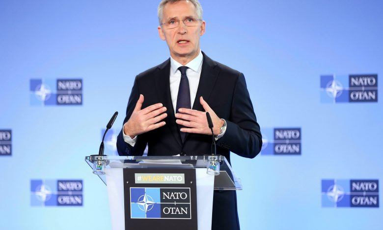 NATO Supports Afghan Peace Process
