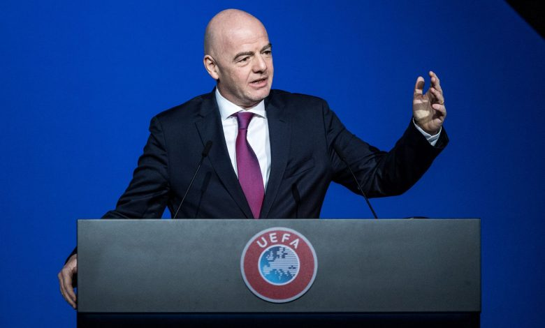 FIFA President Praises Qatar's World Cup Preparations
