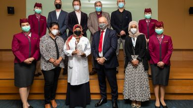 Qatar Airways shares its gratitude to frontline healthcare workers at HMC