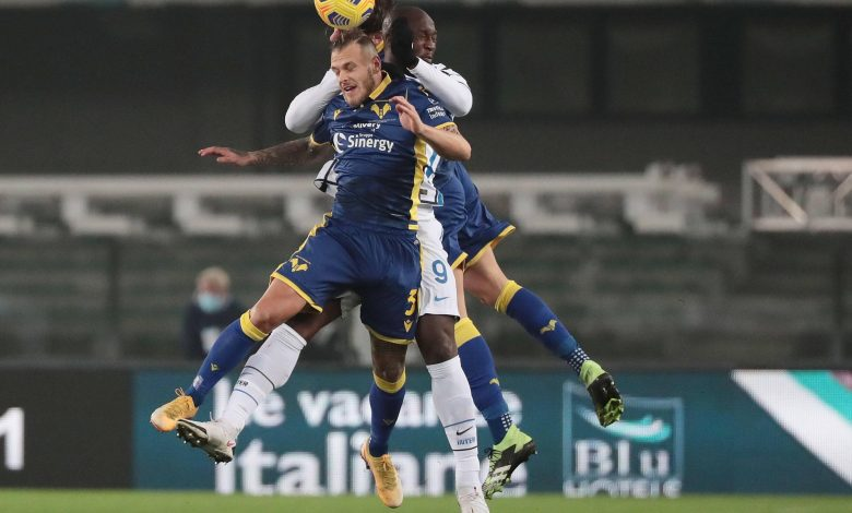 Inter Beat Verona in Serie A