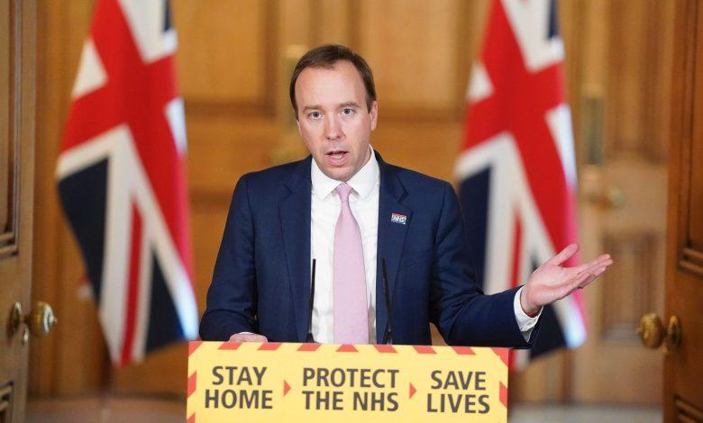 "New Coronavirus Strain is ""out of control"": British Health Secretary"