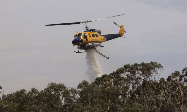 Bushfires Ravage Australia's UNESCO World Heritage Fraser Island