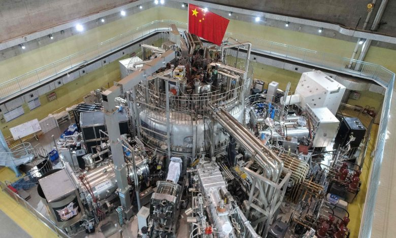 """China Commissions New-Generation """"Artificial Sun"""""""
