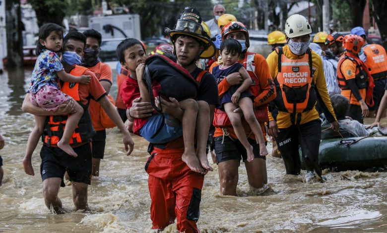 Qatar Continues Its Emergency Response Efforts to Typhoon Vamco in Philippines