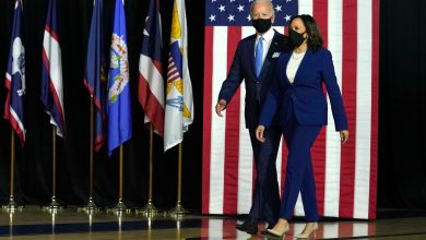 """Time magazine: Biden and Kamala Harris """"Person of the Year"""" in 2020"""