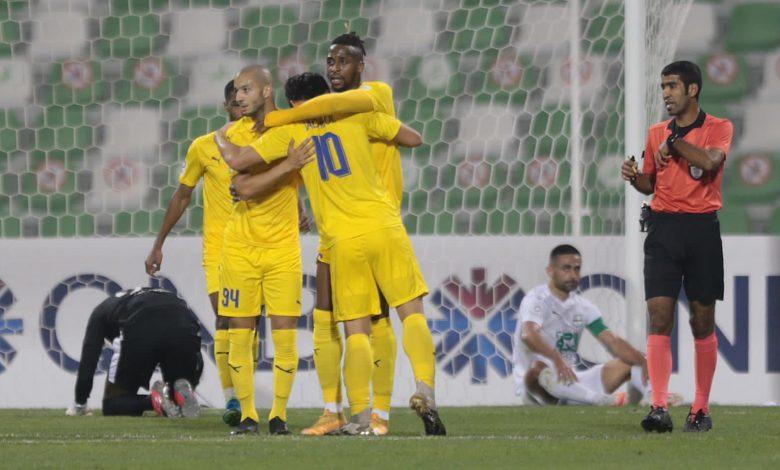QNB Stars League: Al Gharafa Beat Al Ahli 4-0