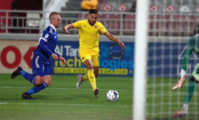 QNB Stars League: Qatar SC Beat Al Khor 3-0