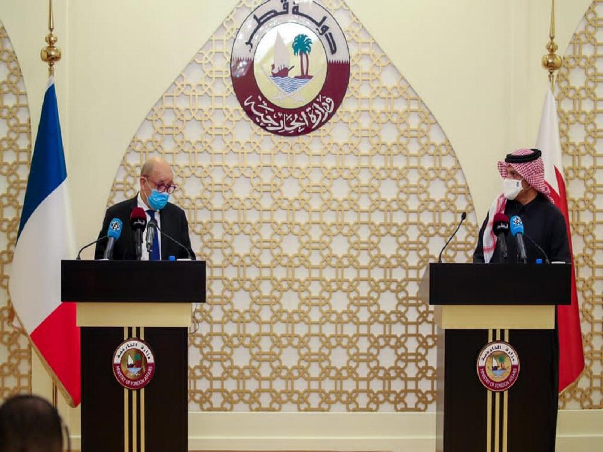 Qatar, France Affirm their Historic Partnership