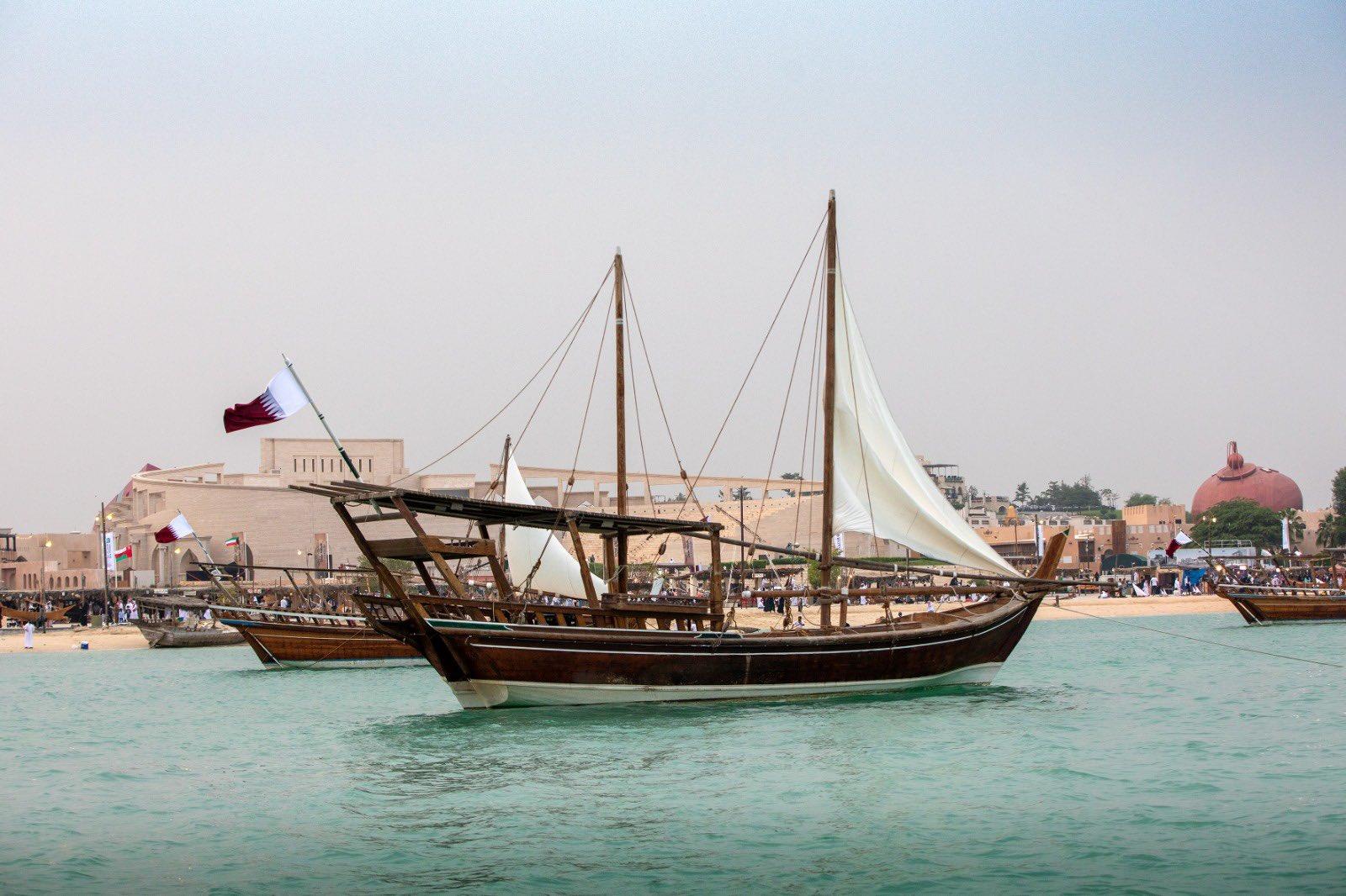 10th Katara Traditional Dhow Festival kicks off