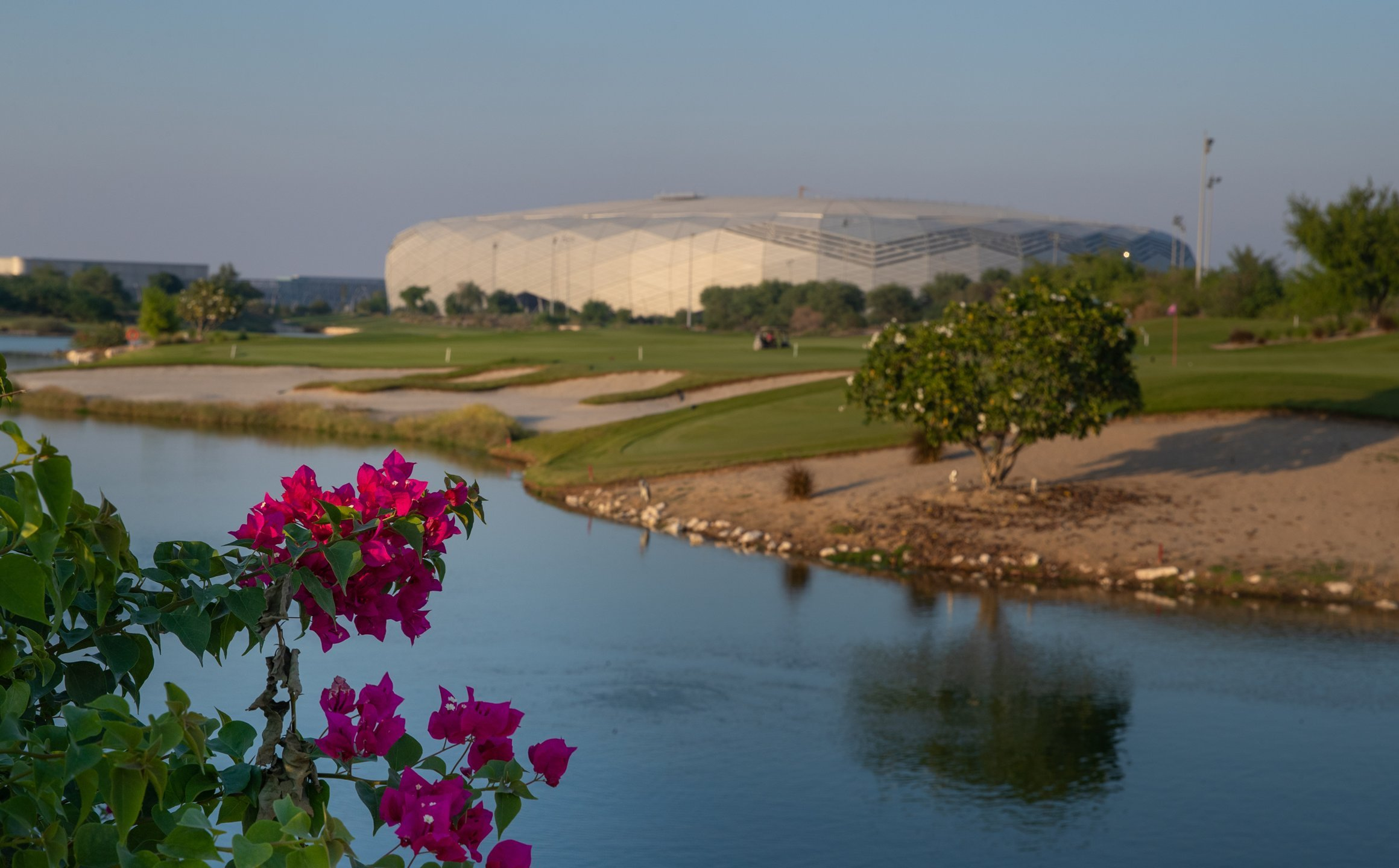 """The """"jewel of the desert"""" sparkles with greenery"""