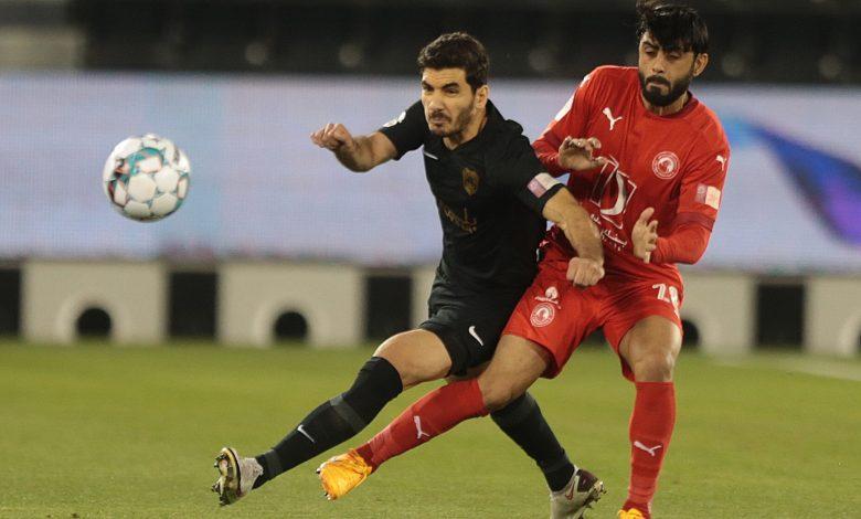 QNB Stars League: Al Arabi, Al Rayyan Played out a 1-1 Draw