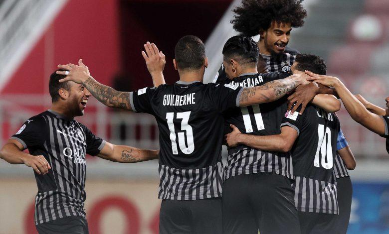 QNB Stars League: Al Sadd Defeat Al Wakrah 4-1